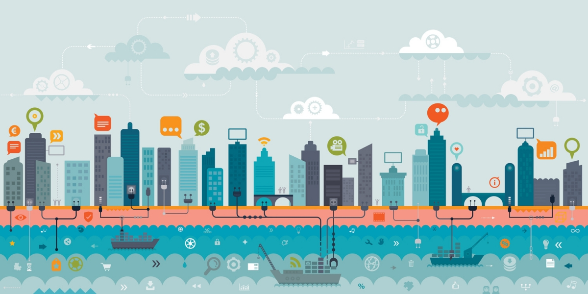 A connected Smart City