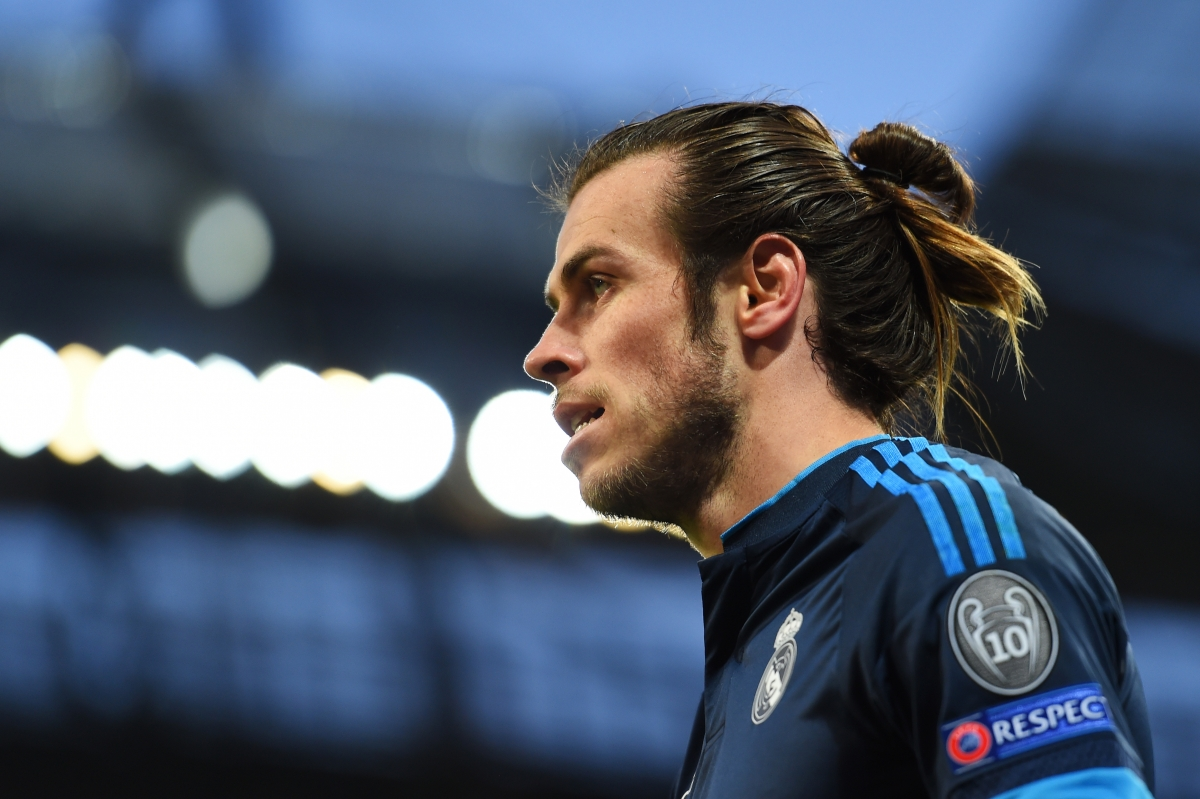 Bale was largely kept quiet