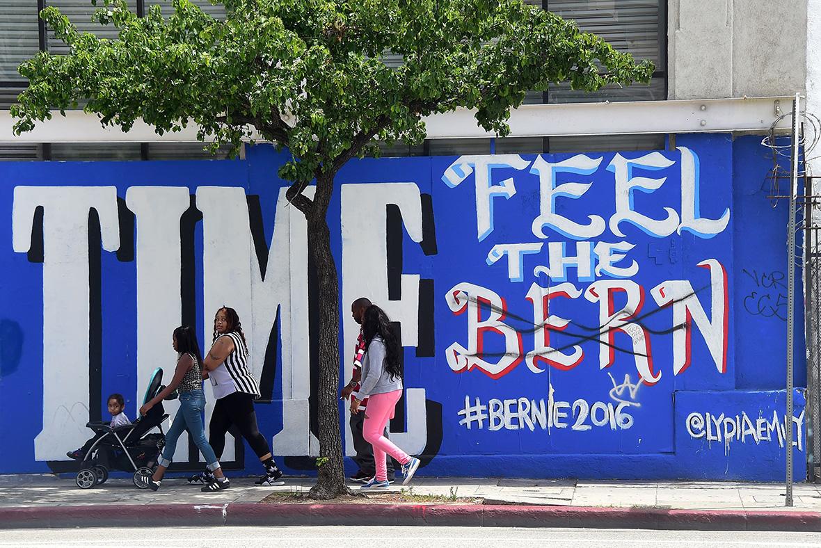 Bernie Sanders, US Election 2016