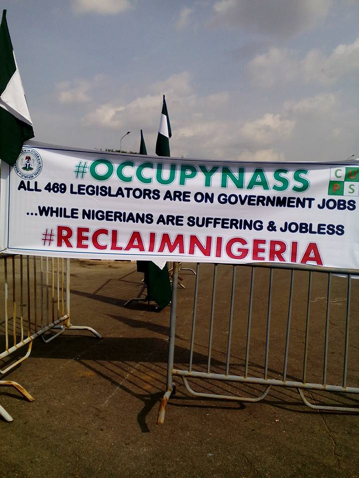 Occupy Nass protests