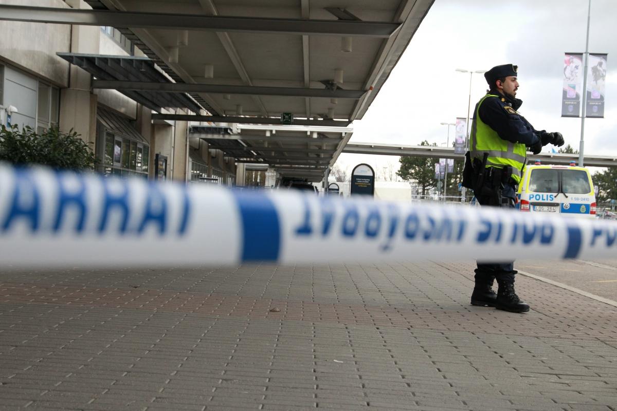 Sweden terror alert