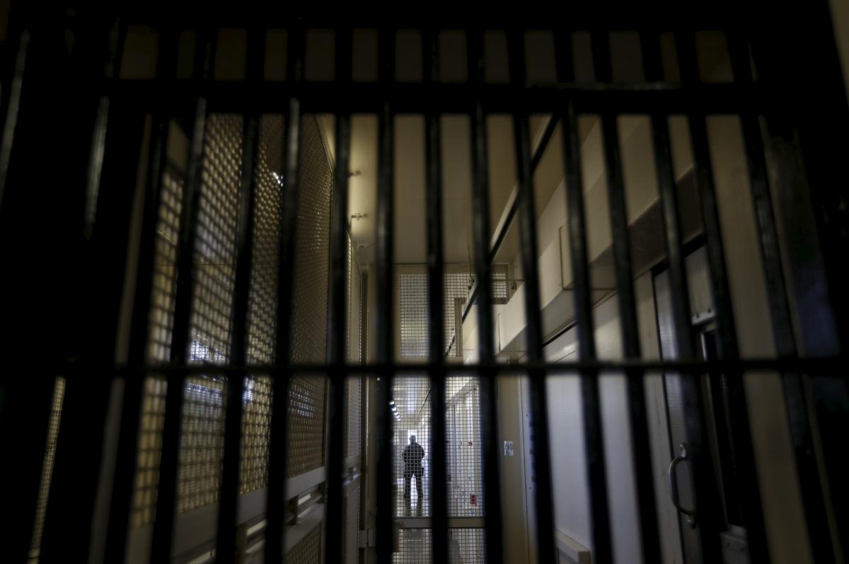 US prison