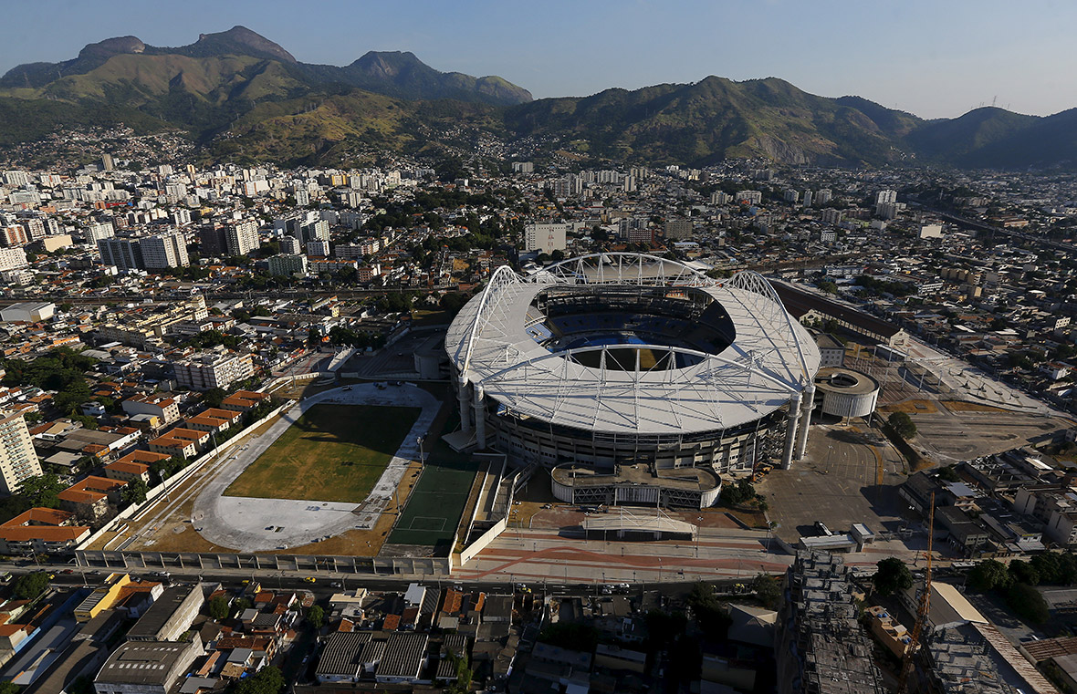 Rio olympics 2016 another worry for brazil as major for The olympia