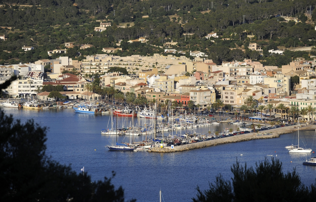 Majorca in the Balearic Islands
