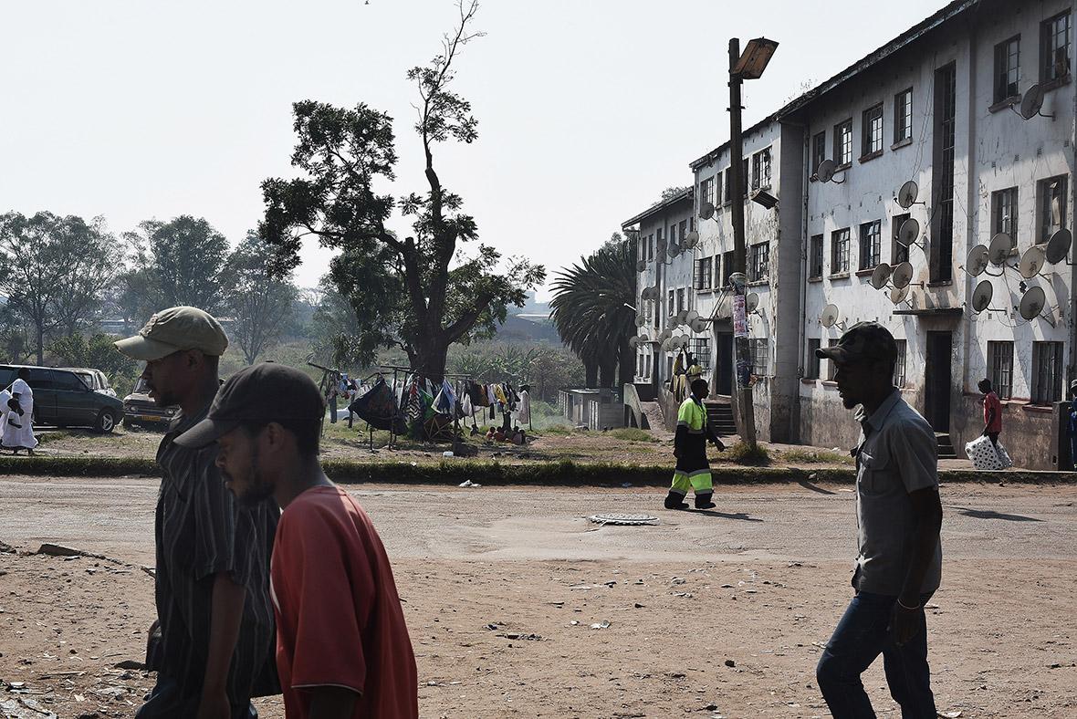 Jew Detector: Zimbabwe: Mugabe Regime Claims Civil Servant Salaries Will
