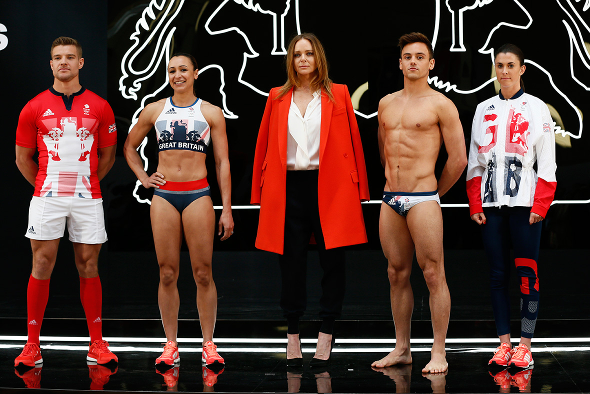 Stella McCartney Team GB