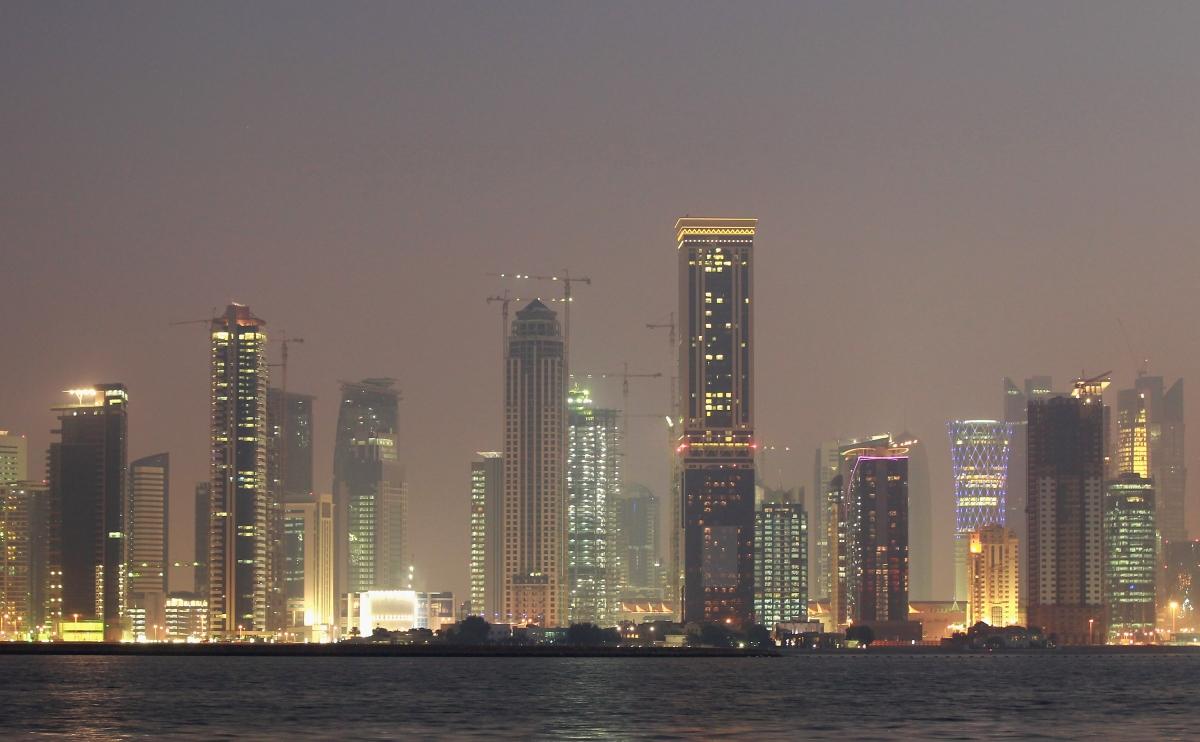 Economic qatarstrophe looms as saudi arabia and other gulf nations economic qatarstrophe looms as saudi arabia and other gulf nations sever ties with doha malvernweather Images