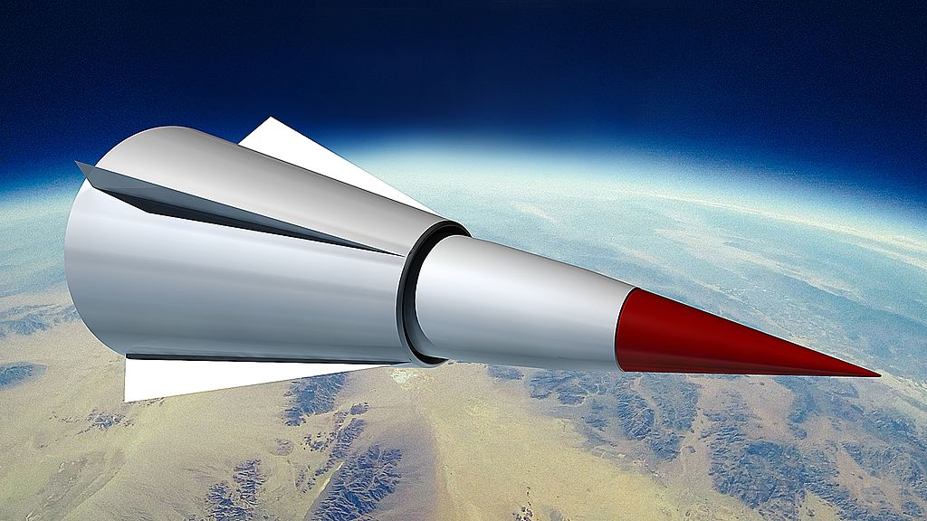 WU-14 DF-2F missile China hypersonic