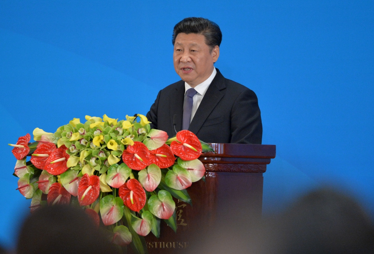 Xi Jinping South China Sea dispute