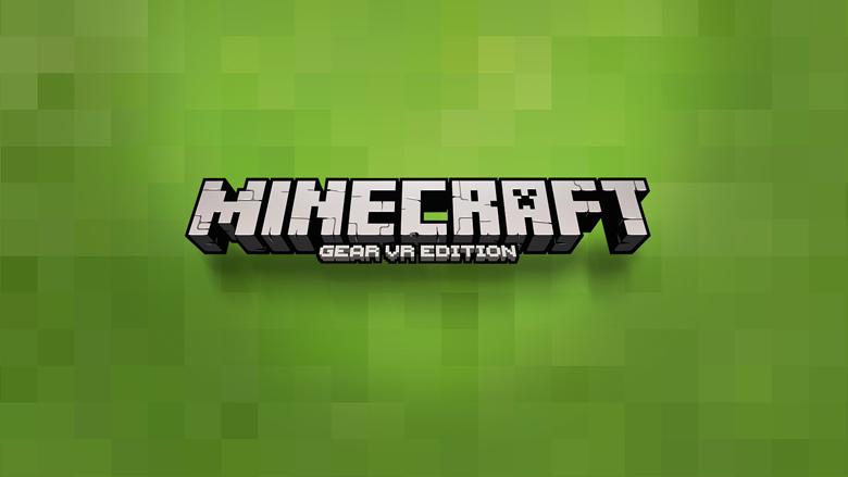 Minecraft Gear VR edition