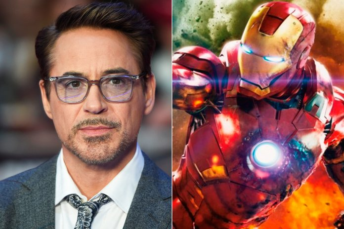 Robert Downey Jr, Iron Man