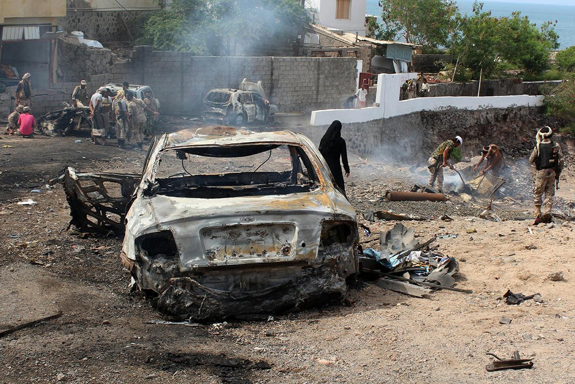 Yemen suicide attack