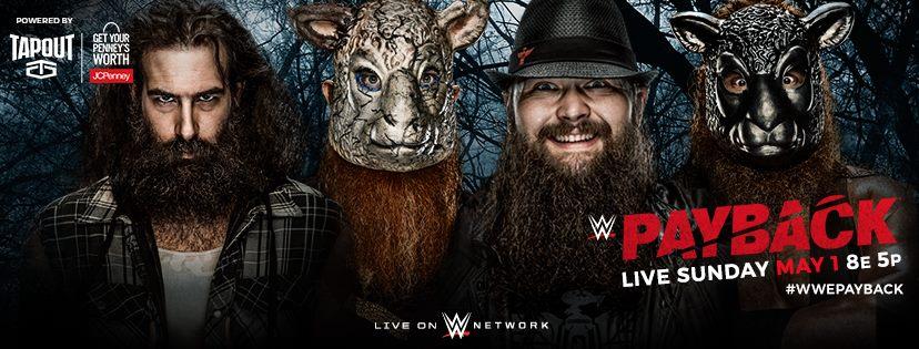 WWE Payback 2016