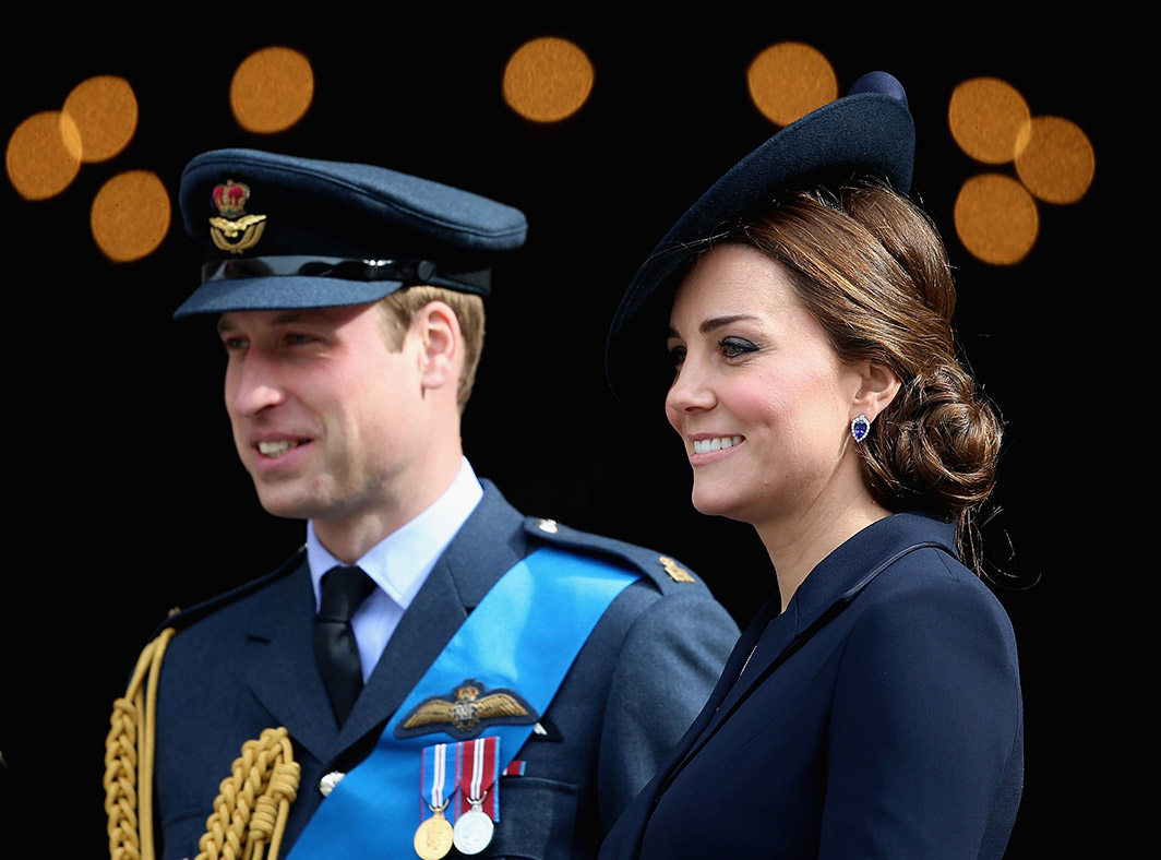Prince William Kate Middleton 5 years