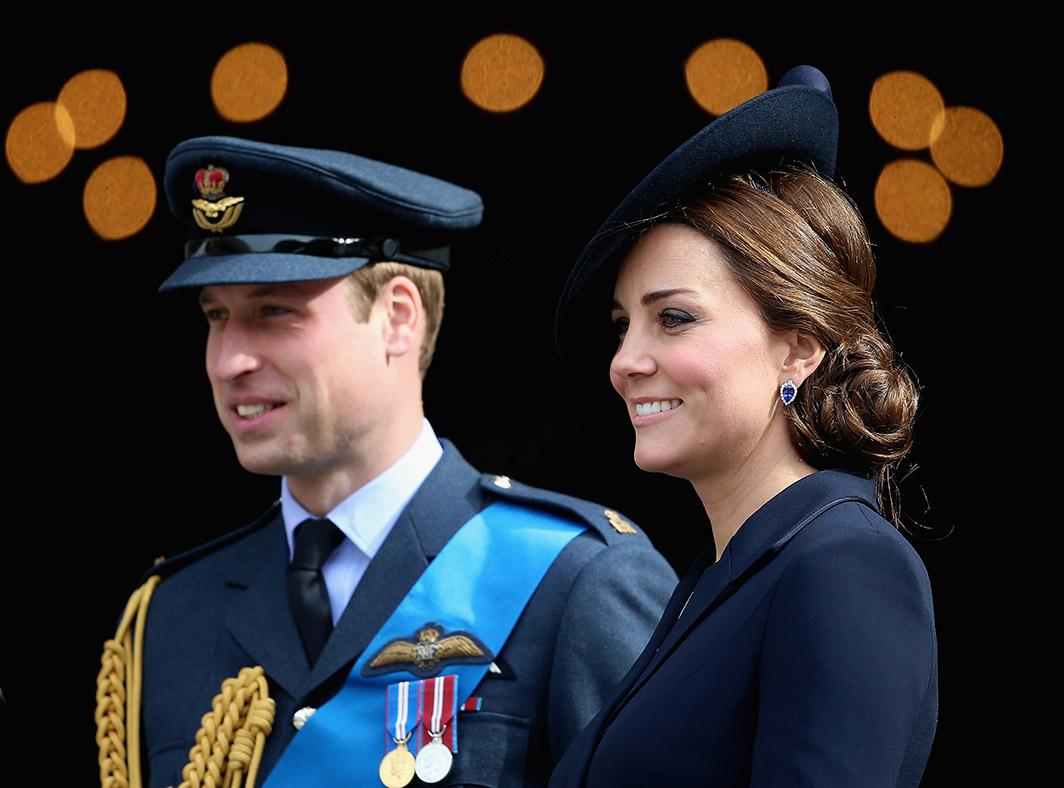 Prince William Kate Middleton 5 years
