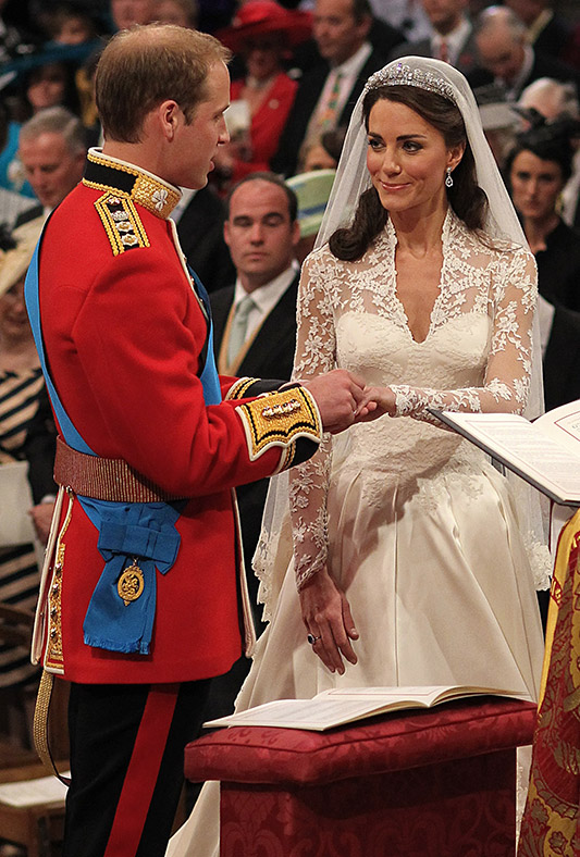 Prince William and Kate Middleton wedding anniversary: Six years of photos of the royal couple
