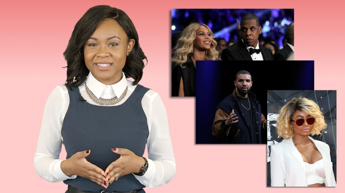 A-List Insider: Beyonce Lemonade confirms Jay Z cheated, Blac Chyna expecting Rob Kardashian's baby?