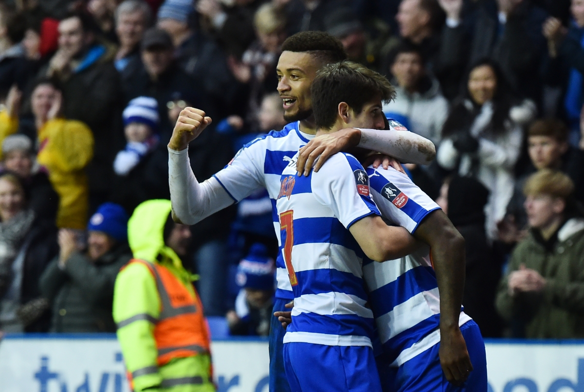 Michael Hector and Lucas Piazon