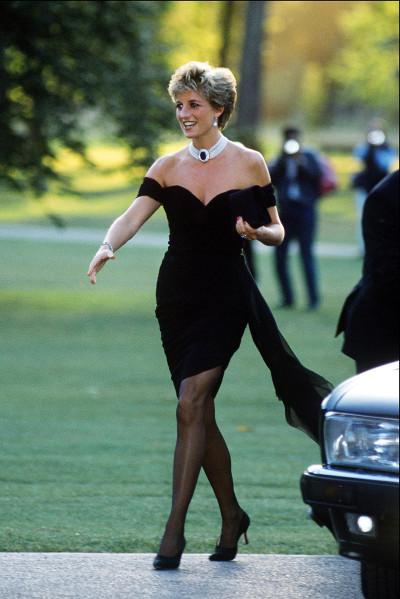 Princess Diana, Serpentine Gallery