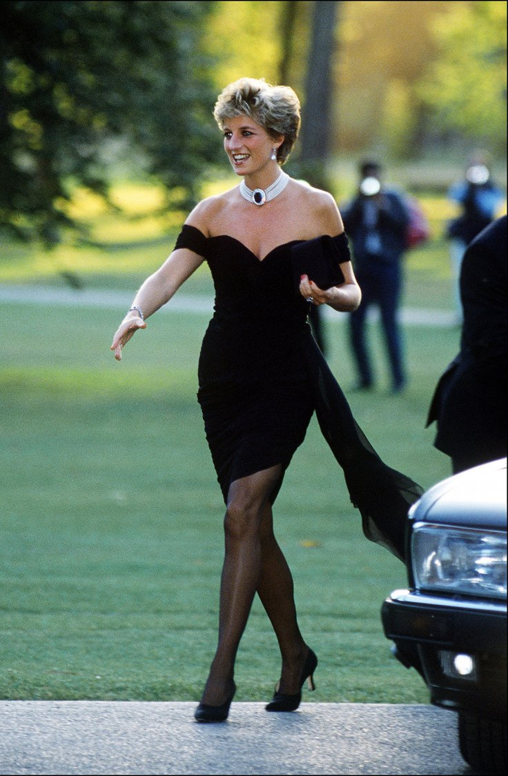Princess Diana, Serpentine Gallery