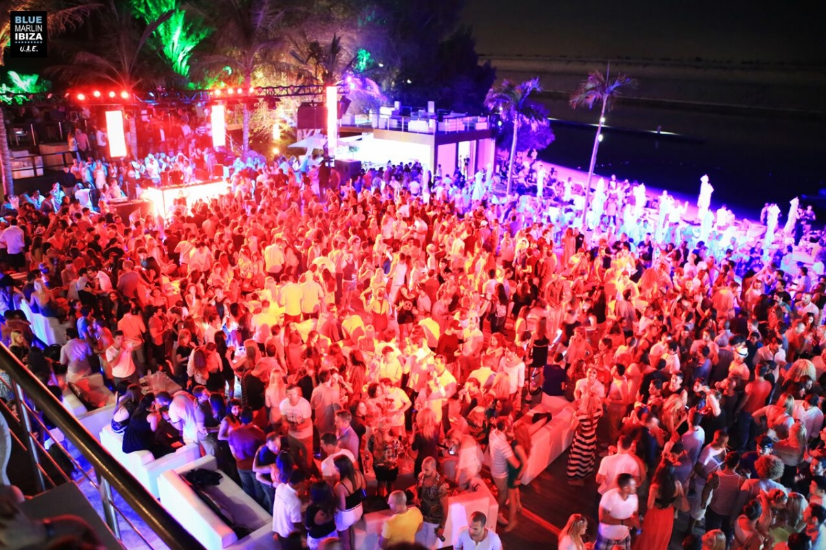 Blue Marlin Ibiza UAE