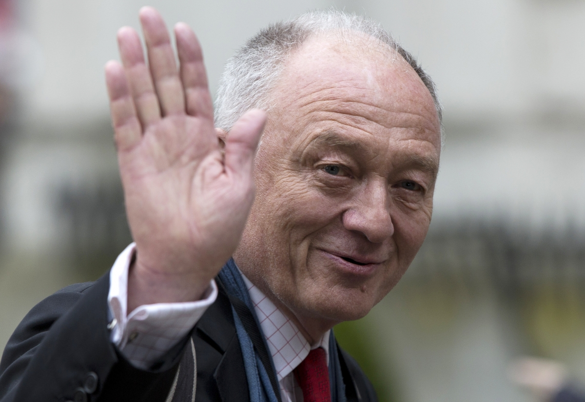 ken livingstone hitler zionism comments