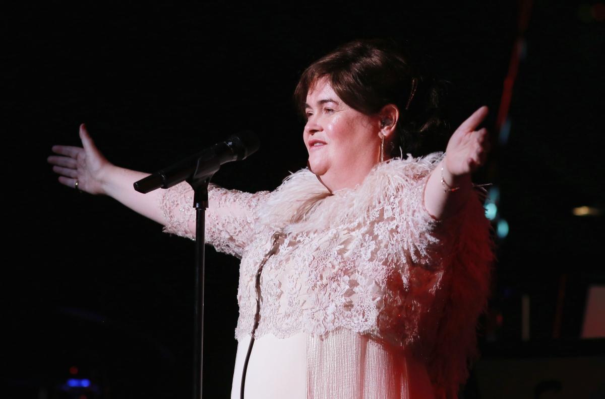 Britain's Got Talent's Susan Boyle apologises to British Airways over Heathrow outburst