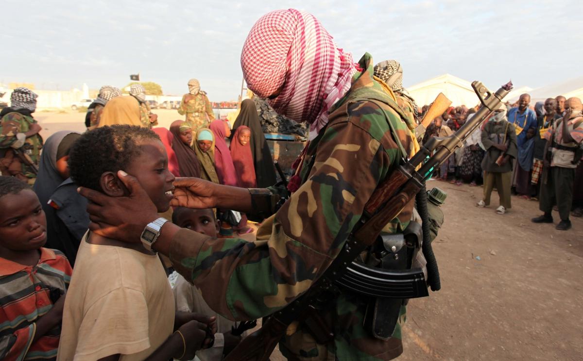 Ala Yaasir camp, Somalia