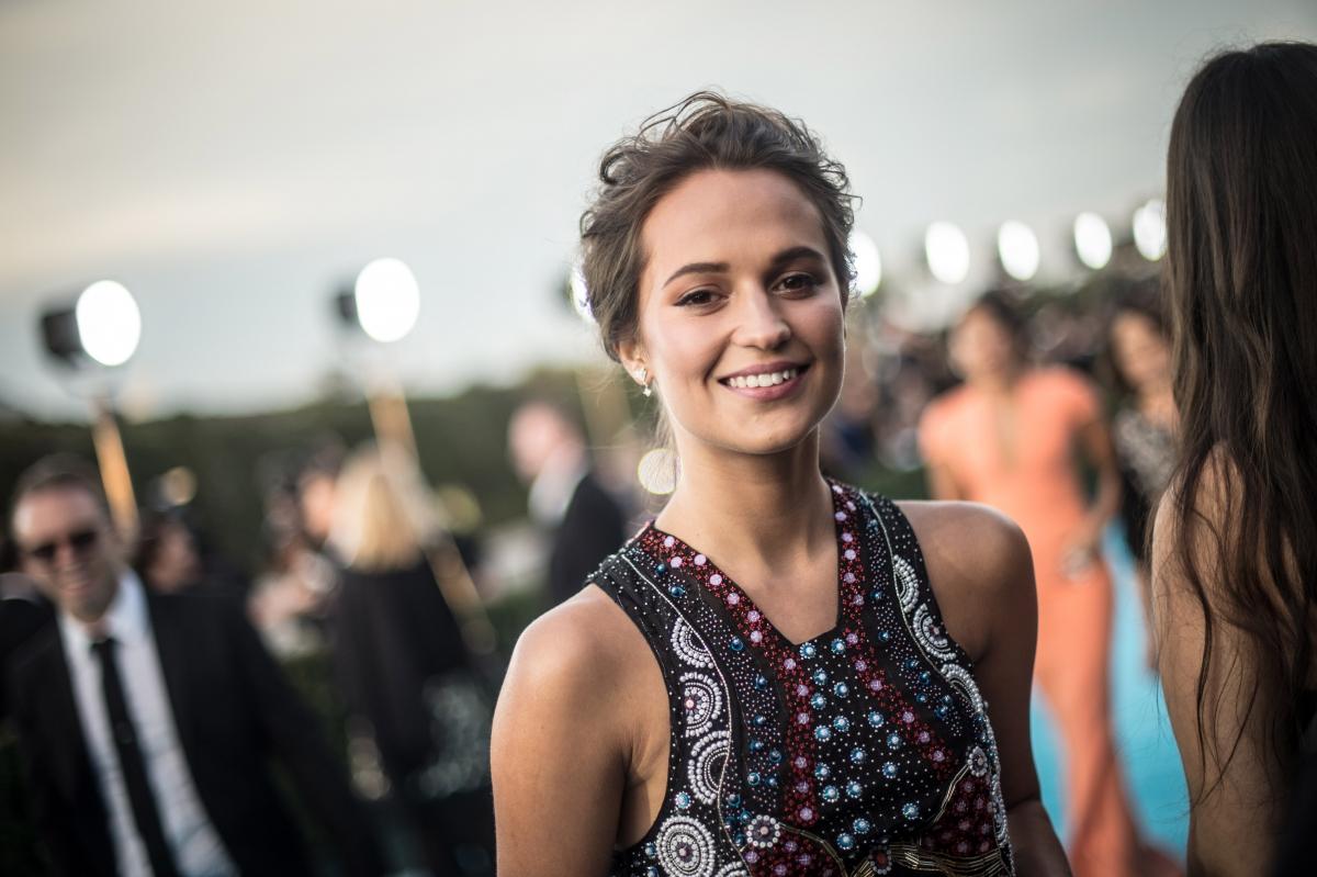 Alicia Vikander