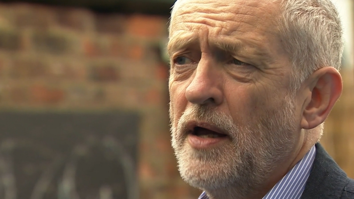 Jeremy Corbyn denies party is in crisis after Ken Livingstone suspension