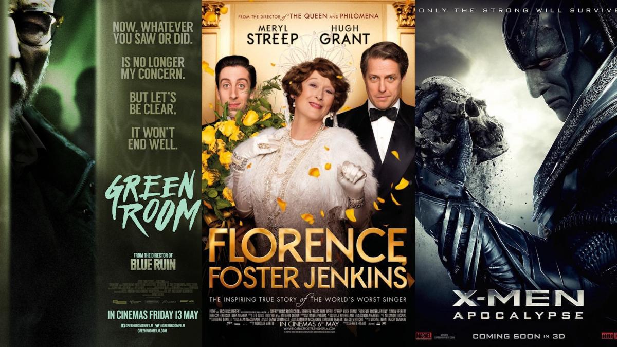 April film preview