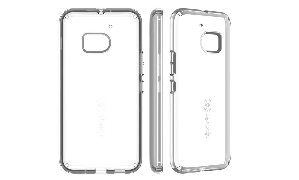 Speck HTC 10 CandyShell Clear case