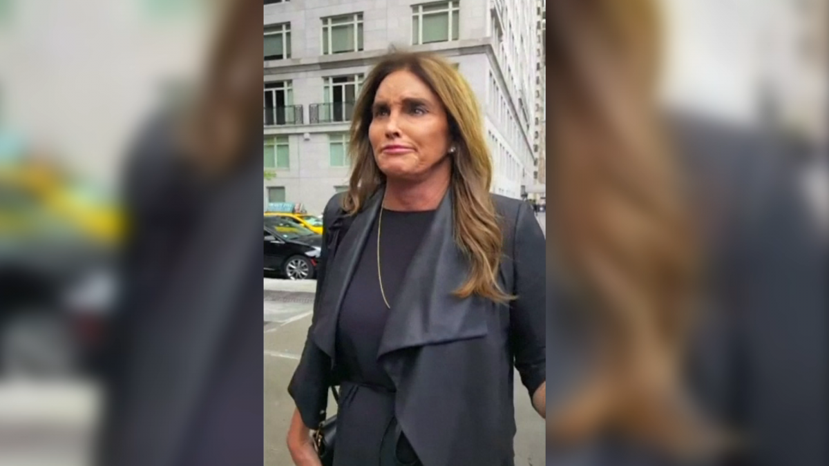Caitlyn Jenner takes Donald Trump up on toilet offer