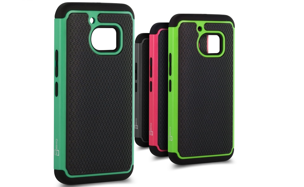 CoverON HexaGuard Series HTC 10 case
