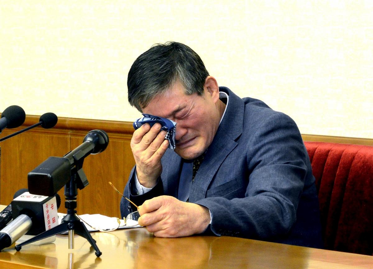 North Korea sentence