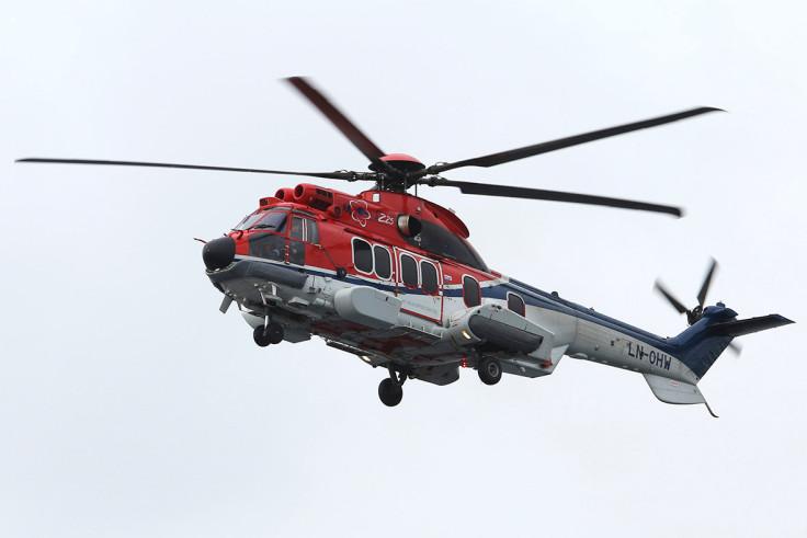 statoil Eurocopter