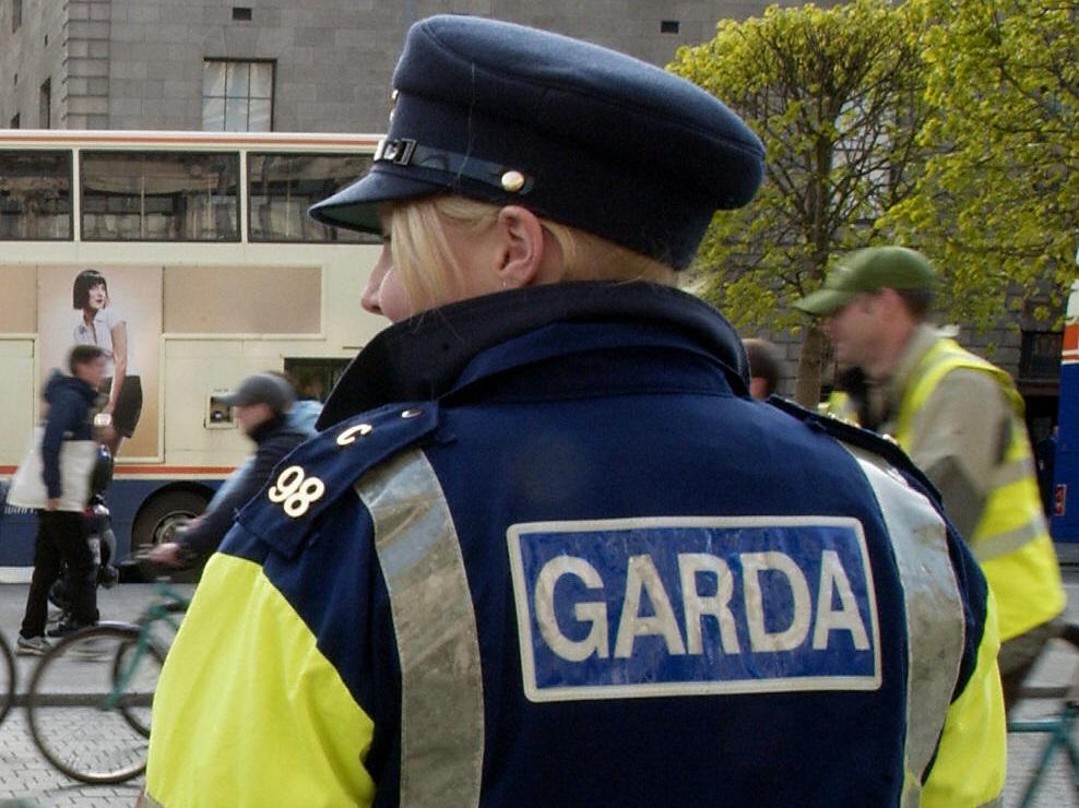garda police
