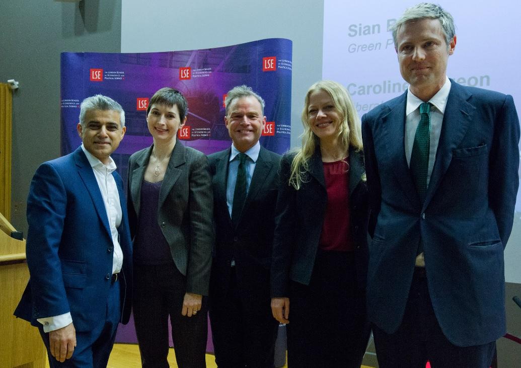 london mayor candidates - photo #33