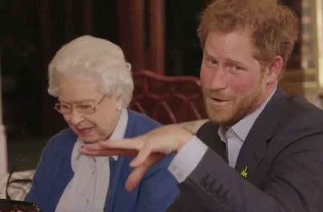 Prince Harry's Invictus video