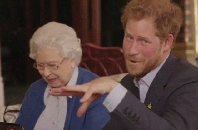 Prince Harry's Invictus video
