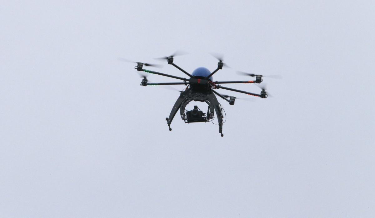 AeroVision Canada's drones to inspect earthquake damage in Ecuador