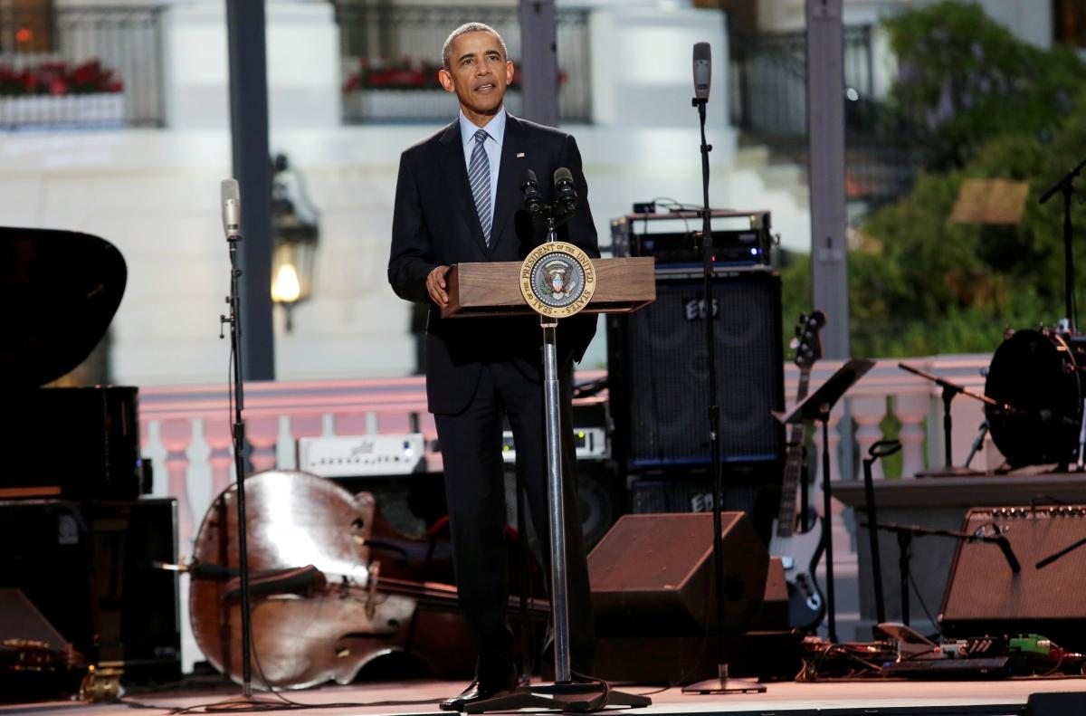 International Jazz Day 2016: Barack Obama hosts star-studded concert at White House