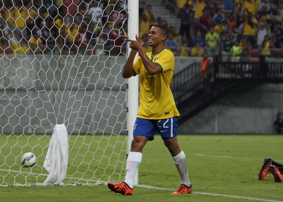 Gabriel Jesus is wanted by United