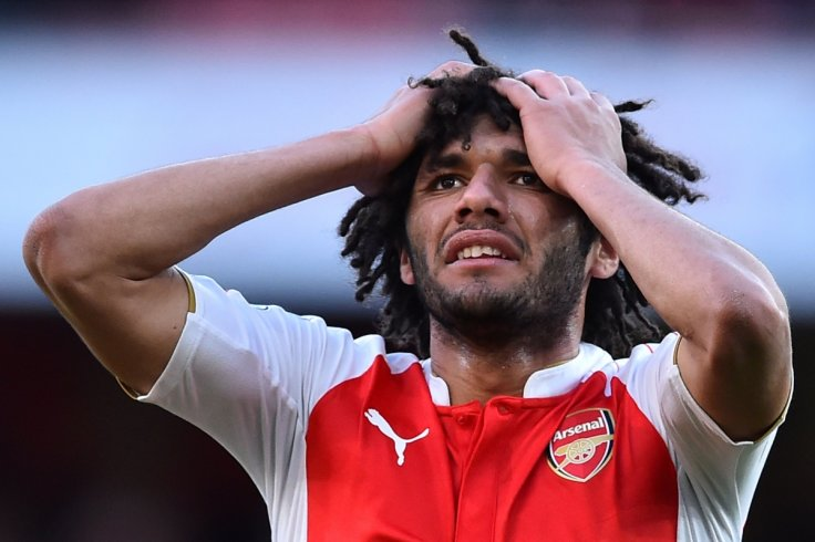 Mohamed Elneny rues a missed chance