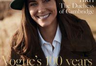 British Vogue\'s June issue