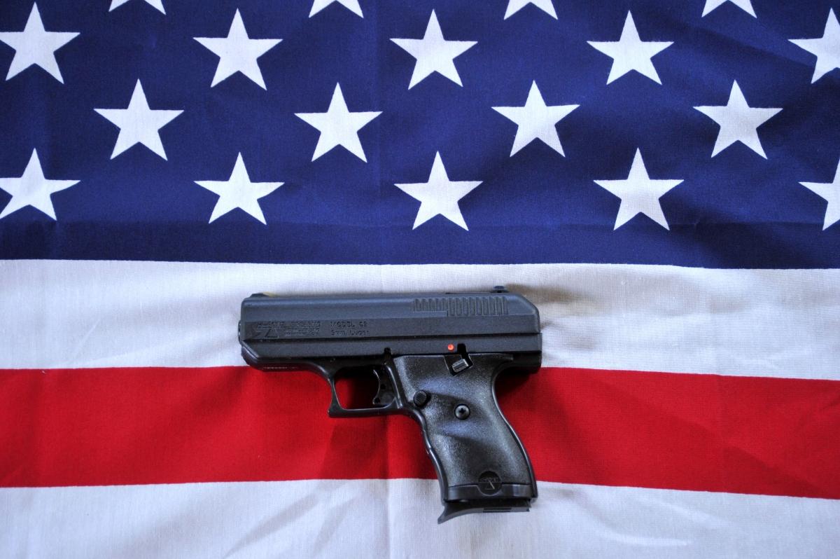 9mm Gun