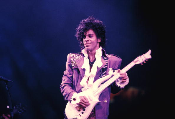 Prince's Purple Rain jacket up for auction expected to fetch over $100,000
