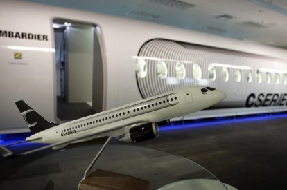 Boeing and Airbus face new competition from Bombardier in narrowbody airplanes business