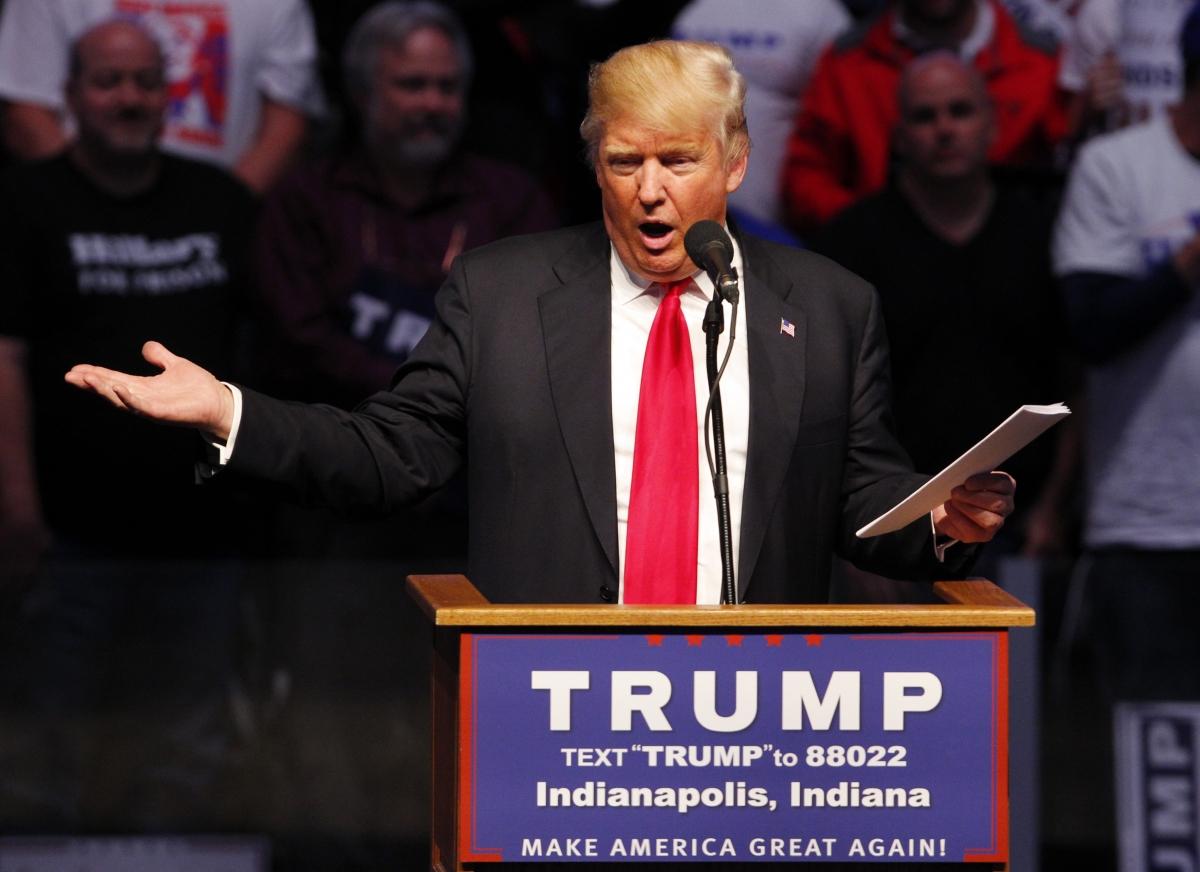 Trump: China raping the US