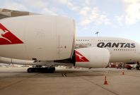 Qantas reports annual profits of A$1.53bn, thebestinits95-yearhistory